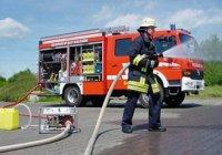 Татарстанский пожарный стал четырехкратным чемпионом мира