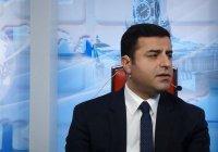 Прокуратура Турции требует лишить неприкосновенности лидера прокурдской партии