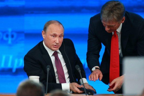 Песков рассказал о планах Путина на Генассамблее ООН.