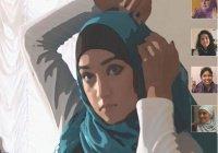 Что заставляет мусульманок снять платок?
