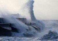 В Японии жертвами тайфуна стали три человека