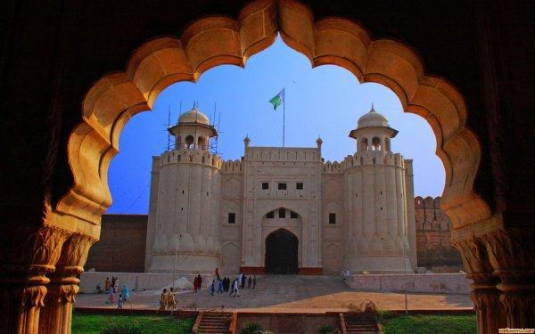 На фото: Лахорская цитадель занесена в список всемирного наследия ЮНЕСКО