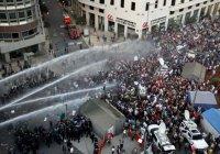 В Ливане проходит мусорный бунт