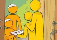 10 правил взаимоотношений с соседями-немусульманами