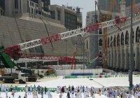 Упавший на паломников кран принадлежит семье Усамы бен Ладена