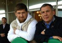 Рамзан Кадыров: Победа Минниханова - победа всего народа Татарстана