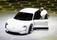 Porsche представил новый сверхбыстрый электромобиль
