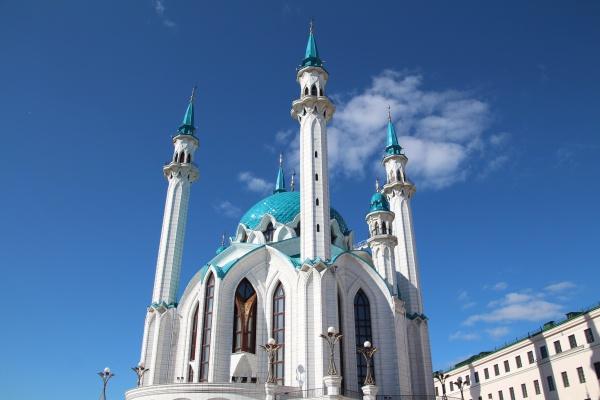 Казань мусульманская: 11 символов мечети Кул Шариф