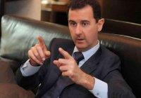 Асад: мы сотрудничаем с дружественными странами, прежде всего с Россией