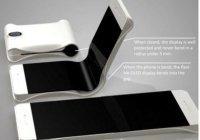 Samsung создает смартфон со сгибаемым дисплеем