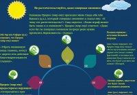 """10 """"зеленых"""" хадисов Пророка Мухаммада (мир ему) (Инфографика)"""