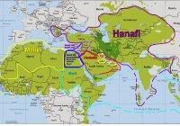 Как суннитские мазхабы распространились по миру?