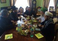 Межконфессиональная делегация посетила ДУМ РТ
