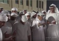 В ОАЭ похоронили принца Рашида аль-Мактума