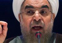 """Президент Ирана объяснил смысл девиза """"Смерть Америке"""""""
