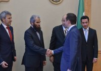 Ильдар Халиков встретился с делегацией из Кувейта