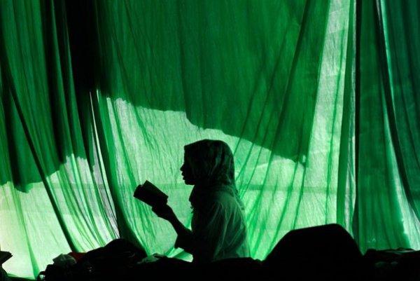 Как меняется женщина, читая Коран?