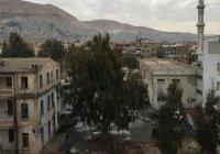 Посольство России в Сирии обстрелял миномет