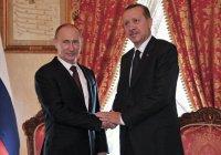 Путин встретится с Эрдоганом в Москве