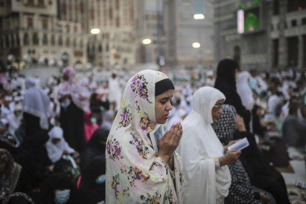 15 удивительных фото хаджа-2015