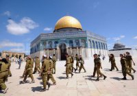 Делить мечеть Аль-Акса нельзя,- заявил президент Палестины