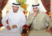Дубайский принц написал поэму для своего погибшего брата (Аудио)