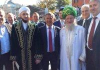 Муфтий Татарстана принял участие в открытии Соборной мечети в Москве