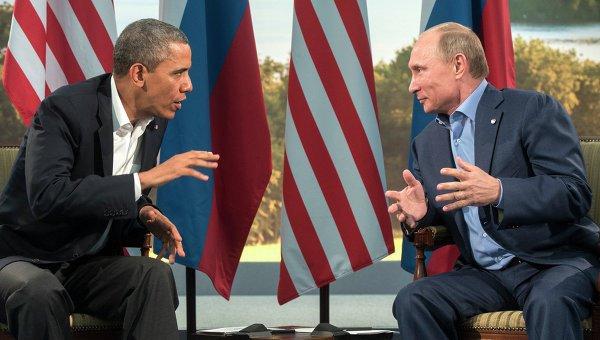 28 сентября состоится встреча Путина и Обамы.