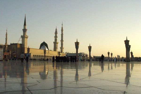 Прощальный хадж Посланника Аллаха (мир ему и благословение Аллаха)