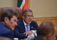 Минниханов провел совещание с представителями РТ за рубежом и в субъектах России