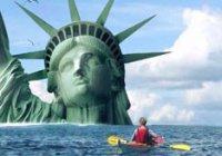 Ученые: Нью-Йорк останется под водой