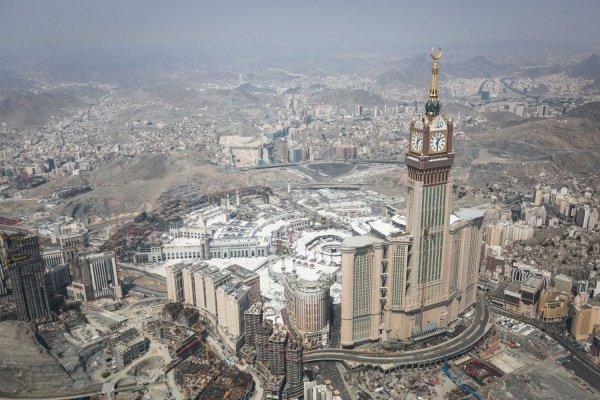 Башня Абрадж аль-Бейт