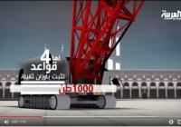 Al-Arabiya представила 3D-реконструкцию падения крана в Мекке