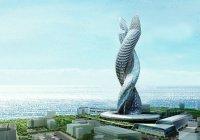 В Кувейте собираются построить километровую башню в  виде кобры