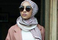 Модель-мусульманка H&M прославилась на весь мир