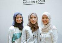 Стильные и скромные хиджабы завоевывают популярность в Малайзии