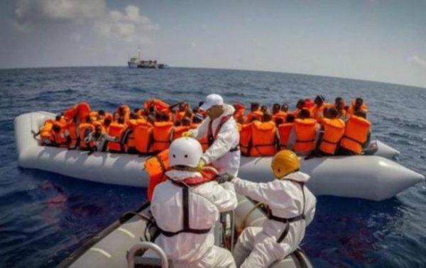 Լիբիայի մոտակայքում մոտավորապես 6500  փախստական է փրկվել