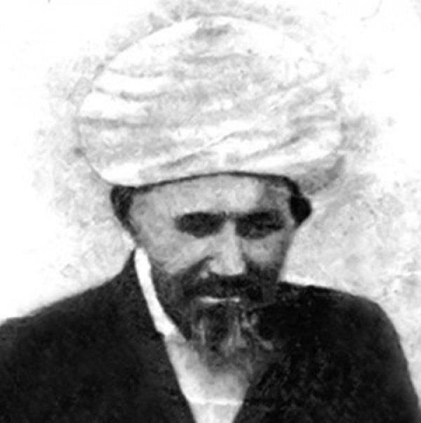 Троицкий имам, духовный наследник Пророка (мир ему) Зайнулла-ишан Расулев