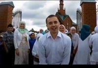 Хазрат из Башкирии прославился в Сети, прочитав рэп об исламе (ВИДЕО)