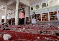 Жертвами взрыва у мечети в Йемене стали семь человек
