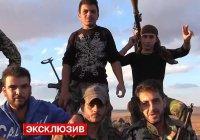 Сирийские солдаты поздравили Путина с днем рождения