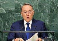 Назарбаев призвал Европу отказаться от санкций против России