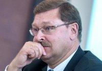 Косачев: НАТО никак не может разобраться, кого боится больше