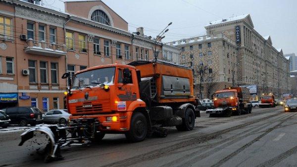 Дорожные службы Казани полностью готовы к работе в зимний период.