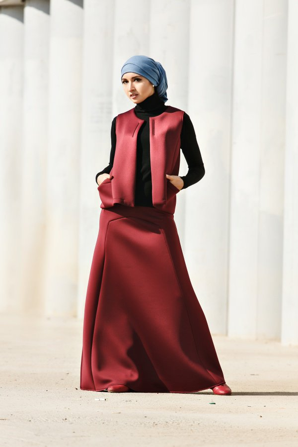 Сахара Мусульманская Одежда