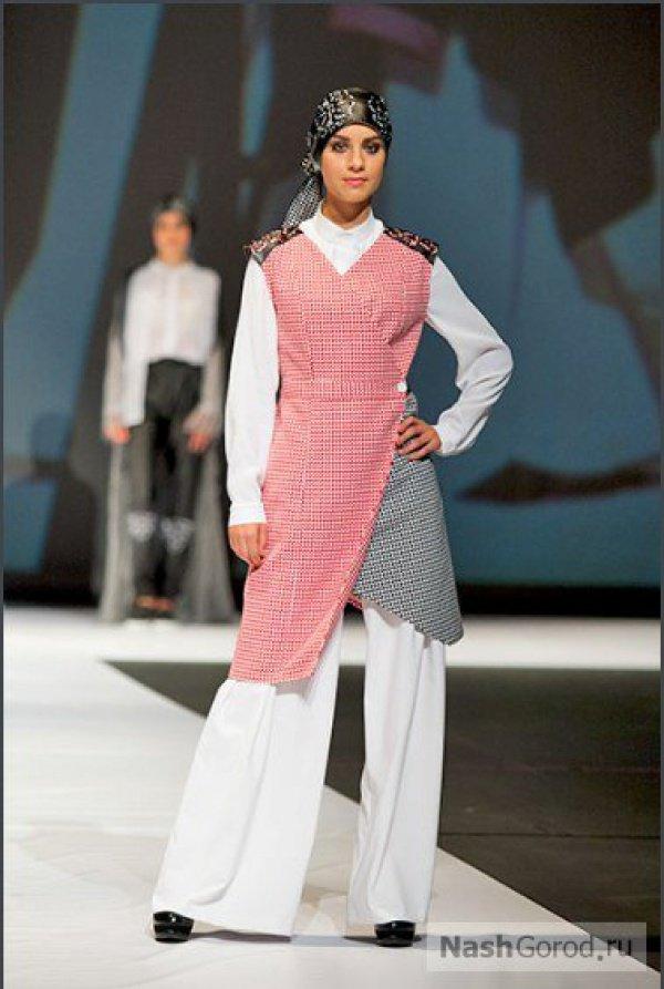 Одежда от известных российских дизайнеров
