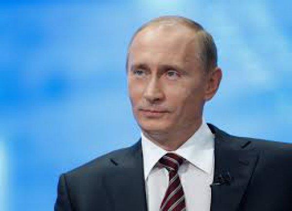 Владимир Путин принимает участие в форуме «Россия зовет».