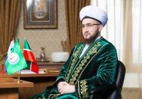 Поздравление муфтия РТ с наступлением нового 1437 года по хиджре