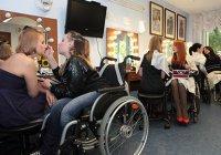 Неделю моды в Москве открыли модели-инвалиды