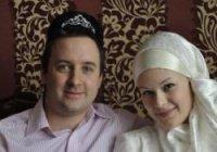 Ради мусульманки из Татарстана англичанин согласился на никах